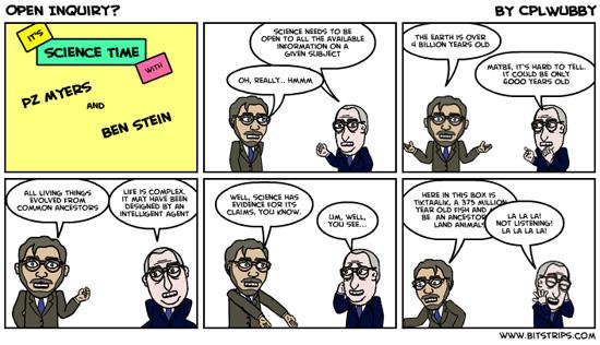 Ciencia vs. Religión