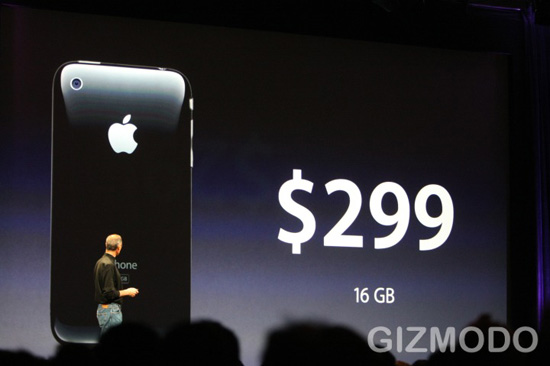 iPhone de 16GB